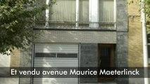 Appartement en Rez-de-chaussée 1 chambre avec jardin et garage ,à acheter à Schaerbeek avenue Maeterlinck. avec votre agence immo à  1030 Bruxelles dans le quartier de la cee et otan