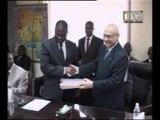 Le Ministre de la culture et de la Francophonie et celui du Transport ont pris fonction