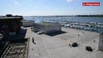 Lorient. Un chantier «hors normes» à la base des sous-marins