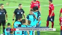 Liga Argentina 2016/17: J15 - Talleres (CBA) 0-2 Independiente (19.04.2017)