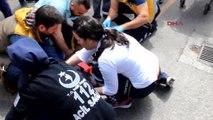 Zonguldak Kazada Yaralanan Eşine, 'Oh Olsun' Diyerek Tepki Gösterdi