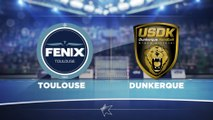 LIDL STARLIGUE 16-17 PREVIEW J23 Toulouse Dunkerque