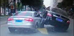 Driving in Asia - Car Accidents Compilation 2015 (3)