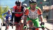 Tour des Alpes 2017 Etape 4