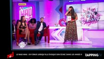 Mad Mag : Evy émue aux larmes, elle revient sur son départ des Anges 9 (Vidéo)