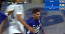 Abdelaziz Barrada Goal HD - Al Nasr SC Dubai 1-0 Hatta 20.04.2017