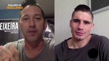 GLORY 41 Holland: Rico Verhoeven Interview with Todd Grisham
