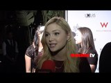 Olivia Holt Interview | Paris Berelc Sweet 16 Party | Red Carpet