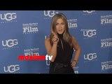 Jennifer Aniston Soundbytes SBIFF Montecito Award 2015 Red Carpet