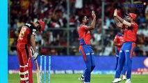 Virat Kohli laughs at Ravindra Jadeja new look during RCB vs GL   वनइंडिया हिन्दी