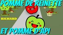 Richard - Pomme de reinette et pomme d'api