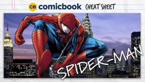 Facts About Spider-Man - ComicBook Cheat Sheet