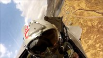 Amazing Video Rafale Go pro - Dassault Rafale Jet Fighter French Air Force