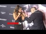 Christina Milian, Lizzy Milian, Chuck Liddell | MANNY Premiere | Red Carpet