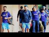 Virat Kohli led Team India reaches West Indies to play 4 Test match series | Oneindia News