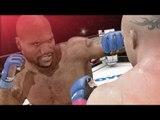UFC Undisputed 3 - La vidéo de la démo