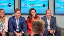 Royals Keep It Real: Prince Harry Prince William and Duchess Kate Middleton Talk Mental Health