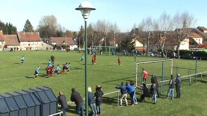 Resume AVDS U13 -FC Metz