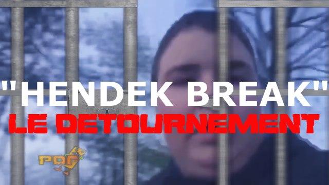 Hendek Break, Le Détournement...
