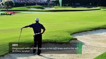 Tiger Woods long history of injuries