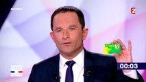 Benoît Hamon dans '15 minutes pour convaincre' sur France 2: interview et conclusion
