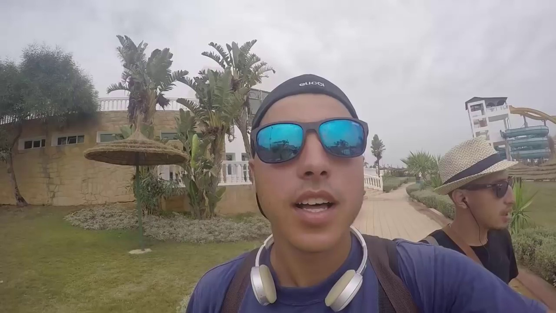 My Trip around North of Morocco_Part 4 Titouen , SMIR PARK Gopro hero4 black HD 2015