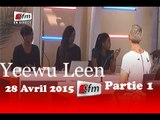 Yeewu Leen - 28 Avril 2015 - Partie 1