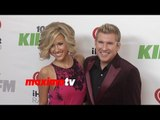 Todd Chrisley & Savannah Chrisley | KIIS FM's Jingle Ball 2014 | Red Carpet