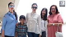 Kareena & Karisma Kapoor Party Together On Mom Babita's Birthday