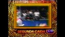 El Hijo del Santo/Bestia Salvaje vs El Felino/Negro Casas (CMLL November 12th, 1997)