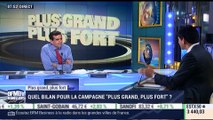 "Plus Grand Plus Fort: Quel bilan pour la campagne ""Plus grand plus fort"" ? – 21/04"