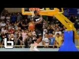 Crazy dunks & handles by Guy Dupuy, JusFly & Hot Sauce - S.K.Y. takes on China's best streetballers