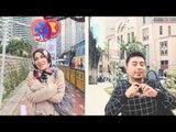 Herda & Syira - Kalau cinta jangan Marah (Official music video)