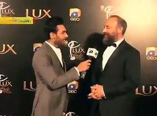 Trukish actor Halit Ergenc in Pakistan
