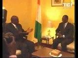 Audiences du PR accordées au conseiller Militaire de Ban Ki Moon et à la délégation de l'UE