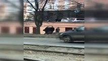 Moskova)- Rusya'da Fsb Binasına Saldırı: 3 Ölü