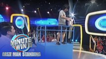 Free Falling | Minute To Win It - Lucky's Last Man Standing