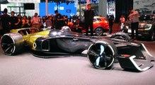 Renault RS 2027 Vision [PRESENTATION] : la Formule 1 du futur [SALON SHANGHAI 2017]
