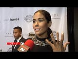 Daniella Alonso Interview | 3rd Annual Unlikely Heroes Awards Gala | Red Carpet