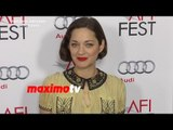 Marion Cotillard | Two Days, One Night | AFI FEST 2014 | Special Screening