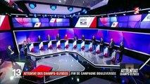 Attentat des Champs-Élysées : une fin de campagne bouleversée