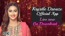 Television star Krystle D Souza launches her app