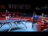 Table Tennis -  FRA vs GER - Men's Singles - Class 1 Gold Mdl Match - London 2012 Paralympic Games