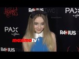 Sabrina Carpenter | HORNS Los Angeles Premiere | Red Carpet
