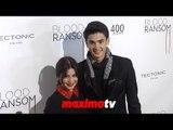 Kobe Paras Meets Anne Curtis | Blood Ransom Los Angeles Premiere | Red Carpet