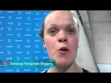 IPC Blogger - Ellie Simmonds from Team GB 200m IM gold, Paralympics 2012