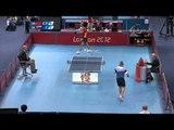 Table Tennis - CHN vs SVK - Men's Singles - Class 8 Gold Mdl Match - London 2012 Paralympic Games