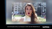 Iris Mittenaere : Miss Univers 2016 demande aux Français d'aller voter (vidéo)