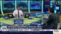 """Les tendances sur les marchés: """"On est déjà positionné par rapport à un risque politique qui pourrait intervenir ce week-end"""", Aymeric Diday - 21/04"""