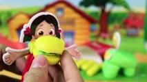 Şişman Niloya Mete Hamburger Tospik ise Patates Oluyor - Niloya Çizgi Filmleri ,2017